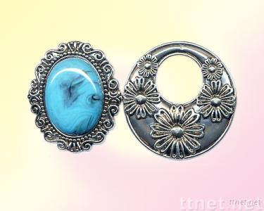 Brooches/Shoe Buckles