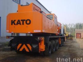 120T Katoによって使用されるクレーン13601861638