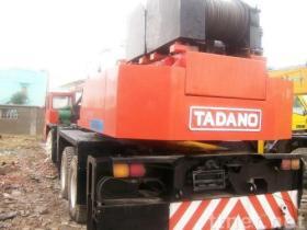Tadanoの50Tによって使用されるクレーン13601861638