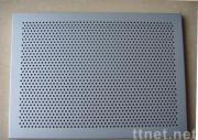 ceiling perforated aluminum honeycomb panel
