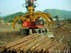 hydraulische houtgreep