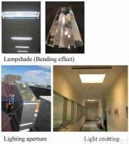 Silbernes Spiegel-Ende überzogene Stahlbleche