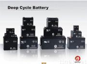 VRLA Batterie/Siegelbleisäurebatterie/tief Zyklusbatterie/6V, Batterie 12V