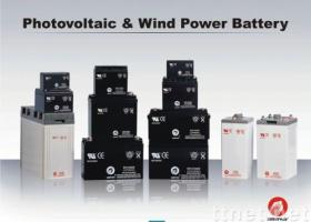 Bleisäurebatterie/Batterie der photovltaic u. Sonnenenergie