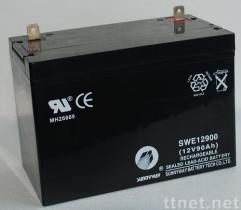 tiefe Zyklusbatterie--12V90AH
