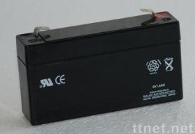 Gelbatterie--6V1.3AH