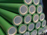 FR-PPR pipe,PPR composite fiberglass reinforced pipe
