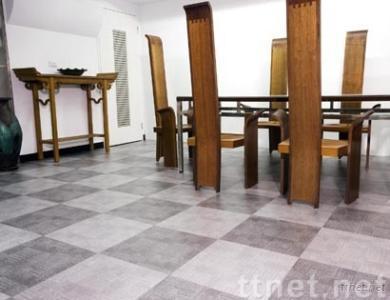 PVC/VINYL flooring tile--OA series