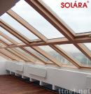 Centre Pivot roof window