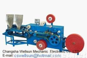 machine de feu d'artifice : machine automatique de tricotage et de conditionnement