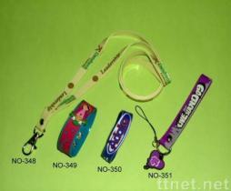 Silikonabzuglinie + Wristbands