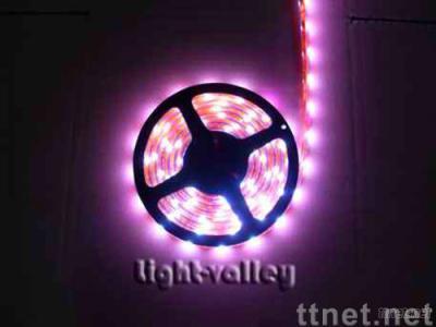 Flexible LED tape light