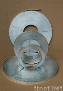 Pilfer Proof Cap aluminium strip