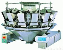 4-14 head weigher