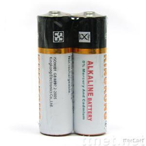 Alkaline battery LR6