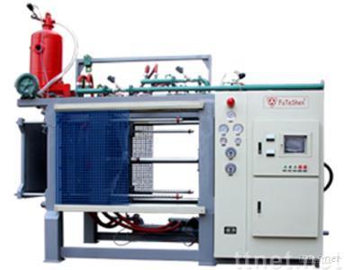 Energy-saving & Automatic Polystyrene Foam Molding Machine