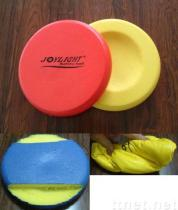 Schuim Frisbee