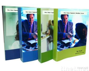 PP/PVC PE file holder/file folder/file box/file binder(FA108)