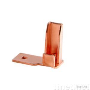 Red Copper precision casting