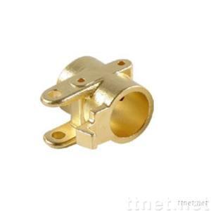 Lead brass precision casting