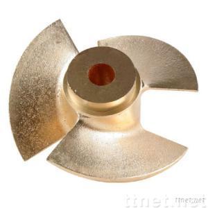Aluminum bronze precision casting