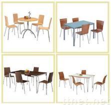 세트/식탁 및 의자/식당 가구를 식사하는 가구