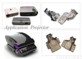 Projektor-Anwendung