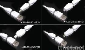 Cavo del USB 3D