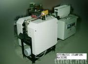 machine de estampillage/de marquage à chaud de logo de bâton de crème glacée glacée, machine de marquage à chaud de bâton