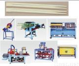 baguettes en bambou machine, baguettes en bambou produisant la ligne