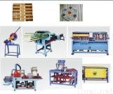 Bamboo bed mat/table mat/placemat/mattress/coaster/tea cup cushion machine/ producing line / processing equipment