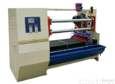 double -shaft double-pole automatic cutting machine