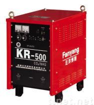 Machine van het Lassen van Co2 CO2/MAG van de Reeks van Kr Thyristor Gecontroleerde Gas Beschermde