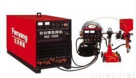 MZ Machine van het Booglassen van de Reeks de Automatische Ondergedompelde