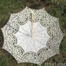 lace parasol/lace umbrella/cotton umbrella/wedding gifts/wedding decoration