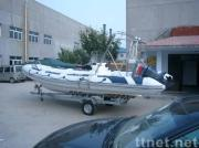 inflatable boat 580