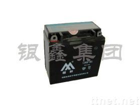 Batterie für das Motorrad
