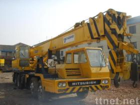 よい作動状態(使用されたクレーン車30ton、使用されたトラックのtadanoクレーン)の使用されたトラッククレーンtadano TL-300E 30ton