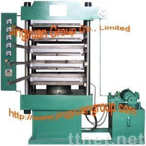Vulcanizing press/Rubber Tile making machine