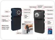 Pocket Cam Camcorder PC-CC