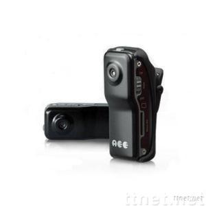 Thumb size Mini Digital Video Camera in the World With High Resolution Image MD80