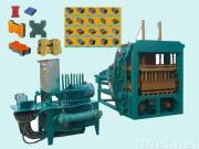 semi-automatic block machine,automatic block making machine