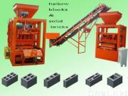 Semi-Automatic Brick Machine