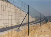 expressway mesh fence