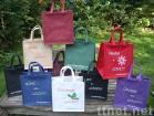 milieuvriendelijke het winkelen zak, giftzak, advertentiezak, enz., op verkoop