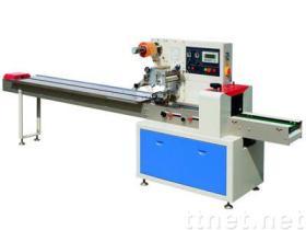 Machine à emballer rotatoire d'oreiller