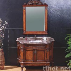 Single Basin Bathroom Cabinet