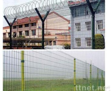 wire mesh fence, security fencing mesh, safety mesh fence, roadway fence, husbandry fence