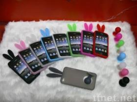 Het Geval van het silicone voor iPhone