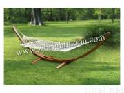 Wooden Hammock, Wood Hammock, Arc Hammock Wood Stand